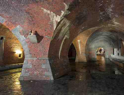 Bezoek aan de Antwerpse Ruien