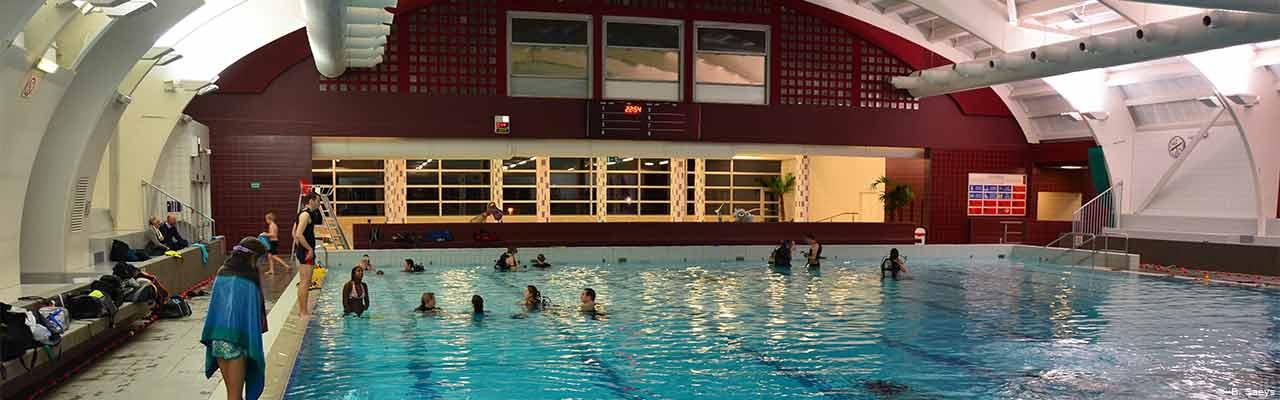 Initiatieduiken Kids zwembad - B. Saeys