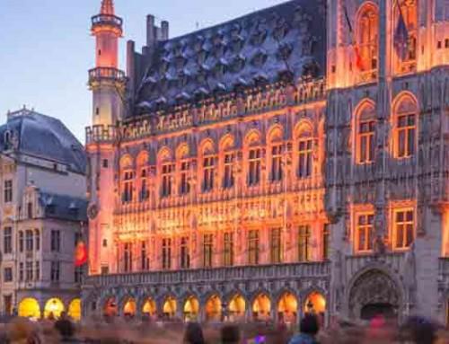 Bezoek aan de kerstmarkt van Maastricht