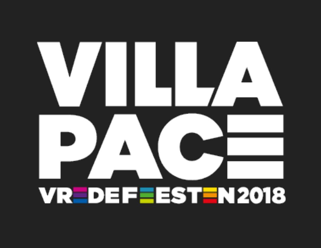 Villa Pace 2018 - Vredefeesten - Sint-Niklaas